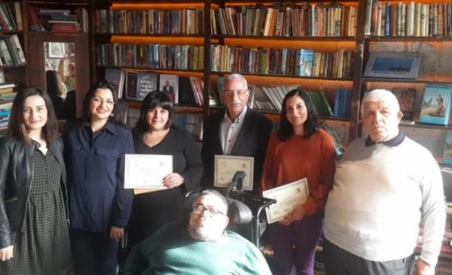 Kaşgarlı Mahmut Öykü Yarışması ödül töreni gerçekleştirildi