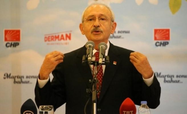 Kemal Kılıçdaroğlu, en büyük hayal kırıklığı yaşadığı ili açıkladı