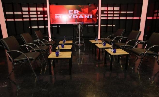 Kıbrıs Genç Tv stüdyoları büyük buluşmaya hazır