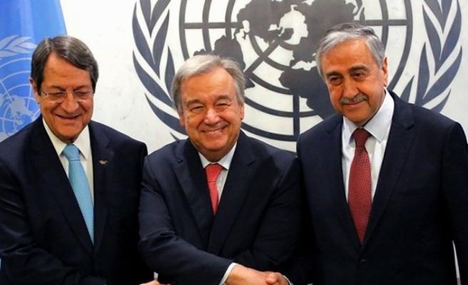 Kıbrıs konusunda siyasi eşitlik konusu