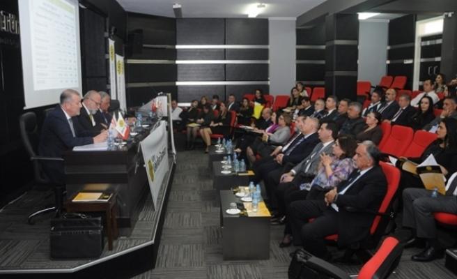 Kıbrıs Vakıflar Bankası'nın 36. Yıllık Olağan Genel Kurulu  gerçekleştirildi
