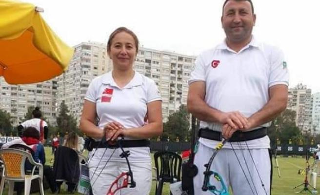 KKTC'li Okçulara Türkiye'den davet