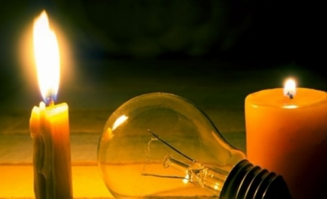 Lefkoşa ve Gönyeli'nin bazı bölgelerinde yarın elektrik kesintisi