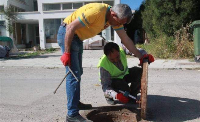 LTB sivrisinek ve haşare için ilaçlama çalışmalarına devam ediyor