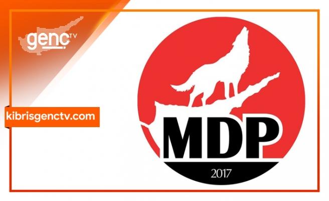 MDP'den 1 Mayıs mesajı ve çağrı