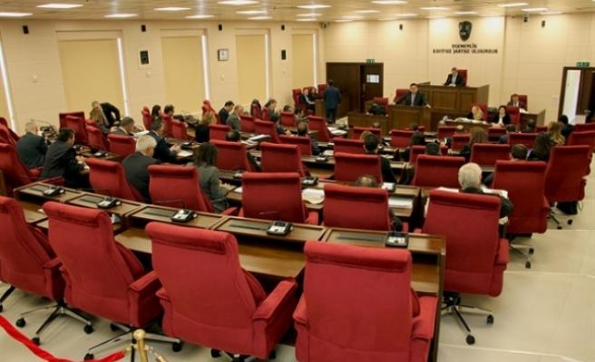 Meclisi Genel Kurulu 11.10'da Teberrüken Uluçay başkanlığında toplandı