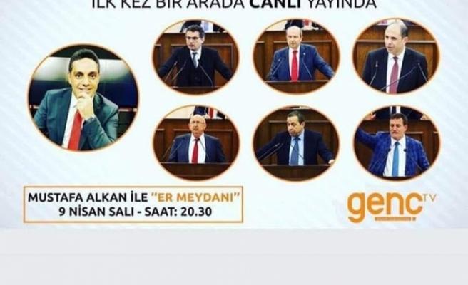 Program en az iki bölümden oluşacak... 20.30'da KIBRIS GENÇ TV'de