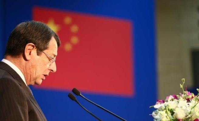 Rum Lider, Çin'de temaslarda bulunuyor