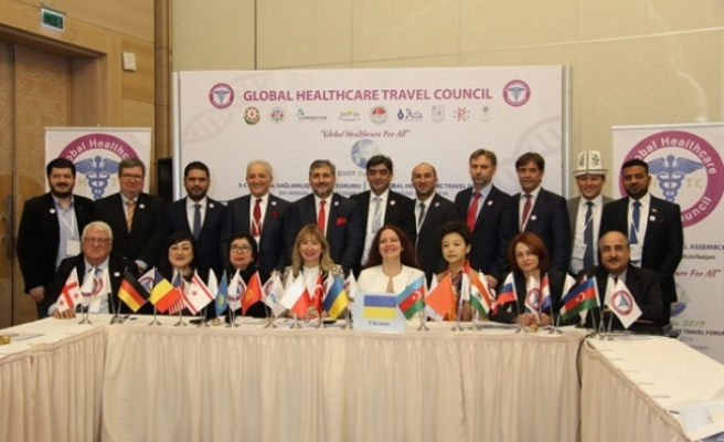 Savaşan, Dünya Sağlık Turizmi Konseyi Başkan Yardımcılığına ikinci defa seçildi