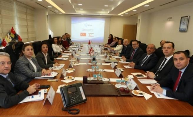 Sosyal Sigortalar dairesi personeline Ankara'da eğitim
