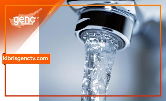 Su yeniden depolara verilmeye başlandı