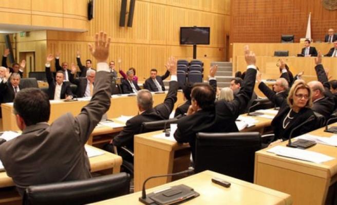 Terörizm yasası Rum Meclisi'nde