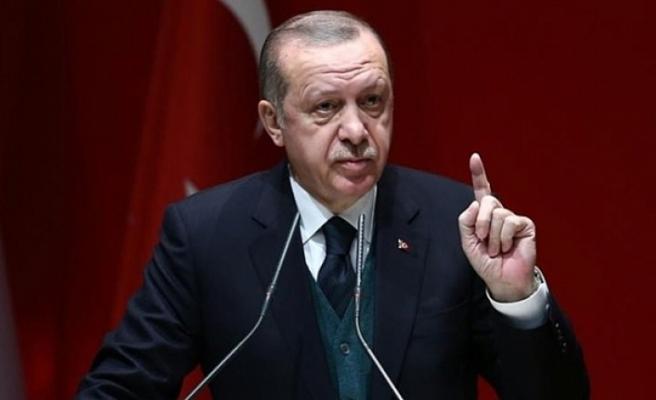 """Türkiye Cumhurbaşkanı Erdoğan: """"Anıtkabir'deki defter kaldırıldı"""""""