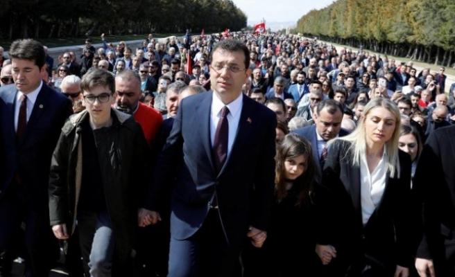 Türkiye MSB'dan İmamoğlu'nun Anıtkabir ziyareti ile ilgili açıklama