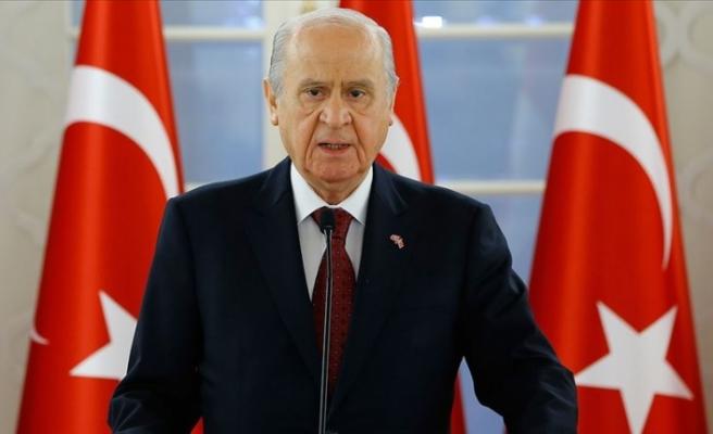 """""""Türkiye üzerinde karanlık hesapları olan mihraklar kaybetmiştir"""""""