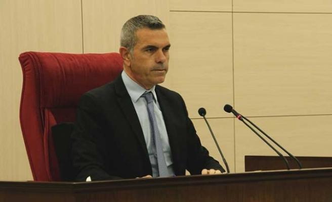 Uluçay, bugün Meclis'te dokunulmazlıkla ilgili yasa maddesini okudu