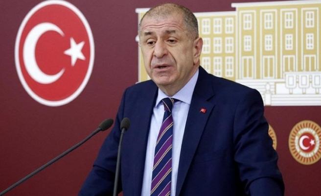 Ümit Özdağ İyi Parti genel başkan yardımcılığından istifa etti