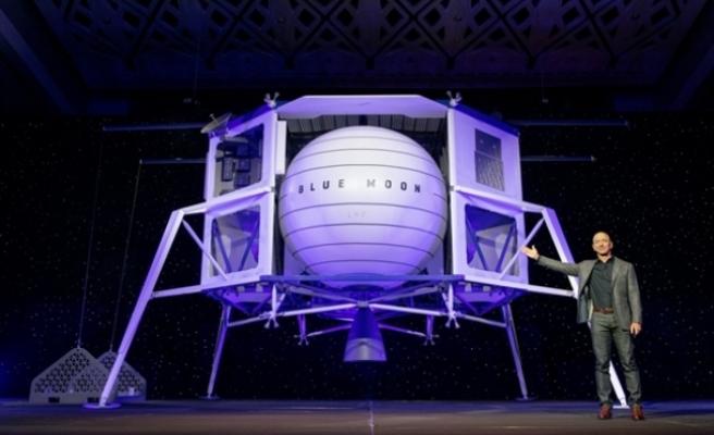 2024 yılında Ay'a inmesi planlanan araç tanıtıldı