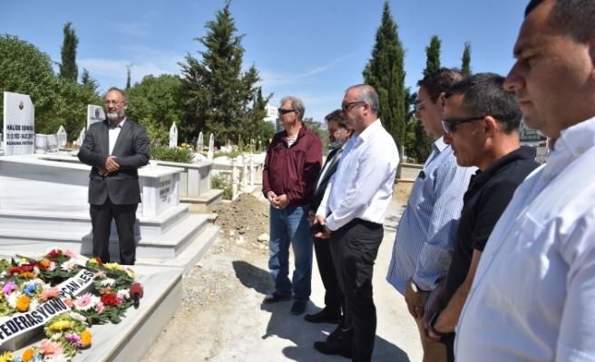 Ahmet Sami Topcan anıldı