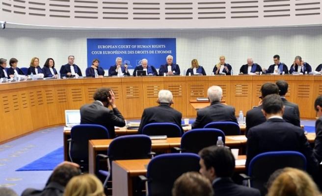 AİHM'ne Kuzey Kıbrıs'taki mallara ilişkin 3 başvuru