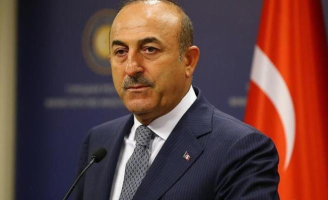 AKEL, Çavuşoğlu'nun mektubunu kınadı