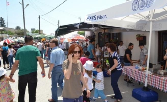 Akıncılar'da panayır, Büyükkonuk'ta Gastronomi Festivali var