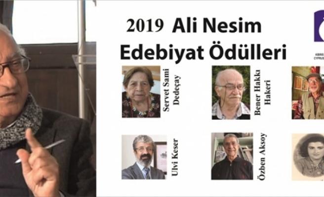"""""""Ali Nesim Edebiyat Ödülleri""""nin bu yılki sahipleri belirlendi"""
