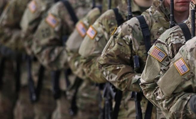 Amerikan ordusunda 20 bin 500 asker cinsel tacize maruz kaldı