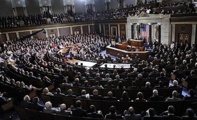 Amerikan Temsilciler Meclisi'ne de sunuldu