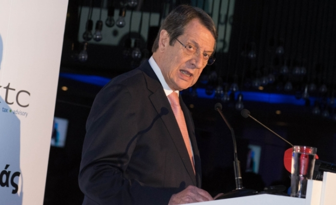 """Anastasiades: """"Türkiye'nin faaliyetleri, ikinci bir istila"""""""