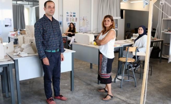Arkın Yaratıcı Sanatlar ve Tasarım Üniversitesi'nde Mimarlık Bölümü açıldı