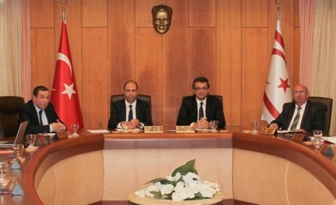 Bakanlar Kurulu Başbakan Tufan Erhürman başkanlığında toplandı