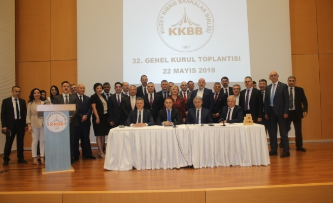 Bankalar Birliği'nde  32'nci yıllık olağan genel kurul
