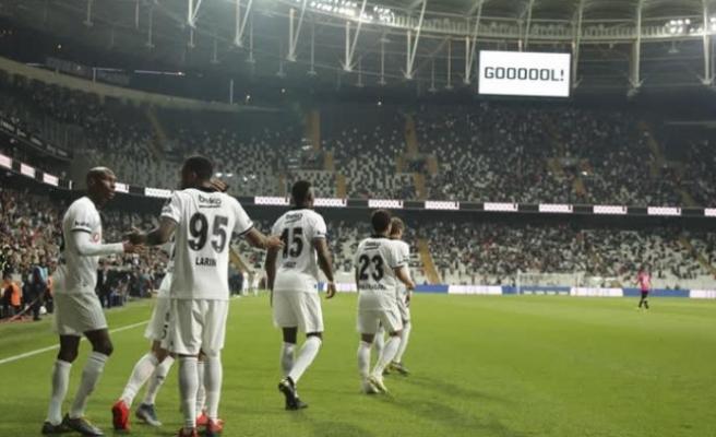 Beşiktaş : 3- Kasımpaşa: 2