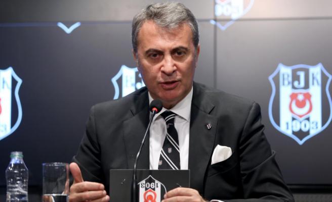 Beşiktaş Başkanı Fikret Orman, derbiye gitmedi