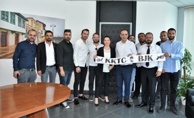 Beşiktaş Taraftarları Derneği, Harmancı ile görüştü