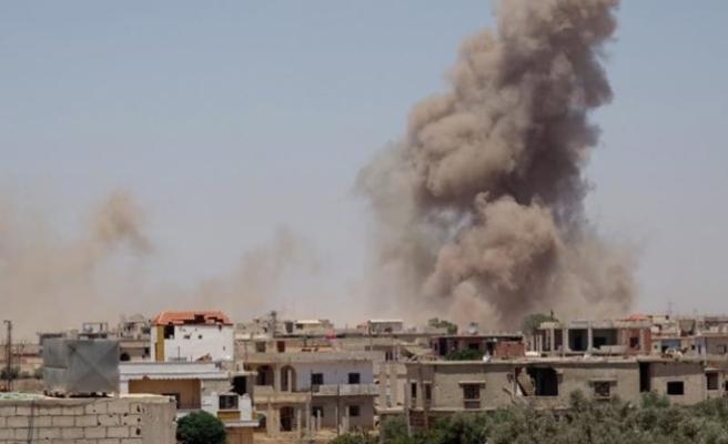BM'den İdlib'e yönelik hava saldırıları 'alarm verici' açıklaması