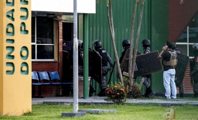 Brezilya'da 3 hapishanede 42 mahkum ölü bulundu