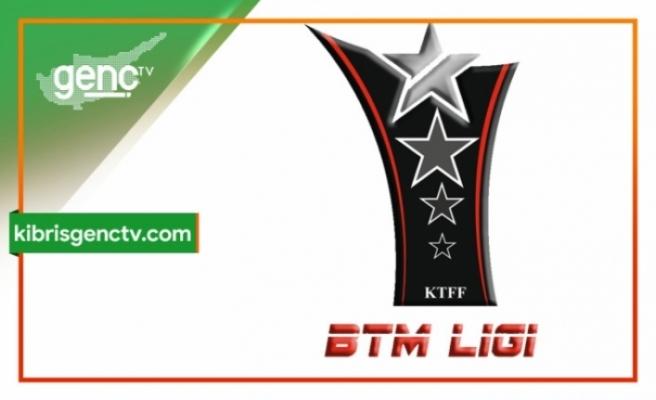 BTM 2.Lig günün sonuçları