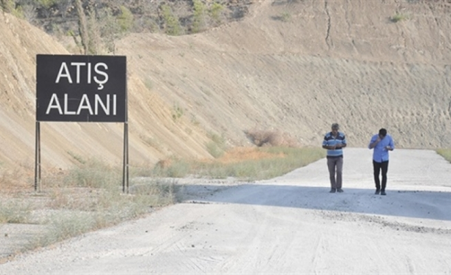 Can güvenliği açısından bu bölgeye girmenin yasak