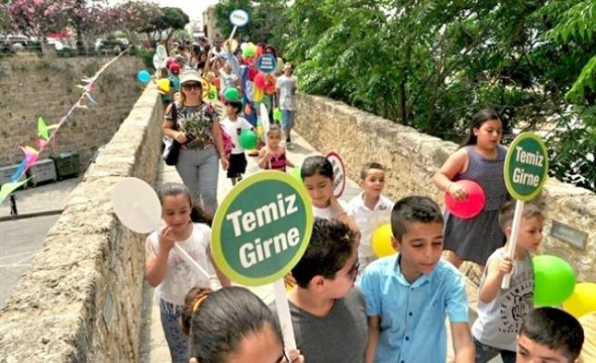 CTP Kadın Örgütü ve Girne İlçe Örgütü'nden, 1 Haziran Dünya Çocuk Günü'nde çocuklar için şenlik