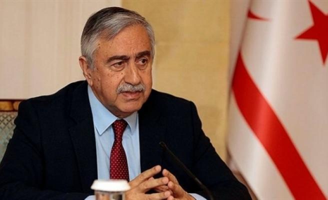 Cumhurbaşkanı Akıncı, İmamoğlu'nu kabul etti... Açıklama yapılmadı