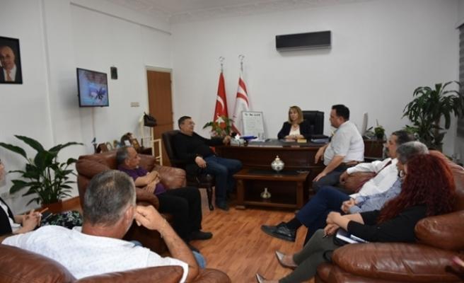 Dr. Burhan Nalbantoğlu Devlet Hastanesi Kalkındırma Derneği'nden Kalp- Damar Hastanesi'ne katkı
