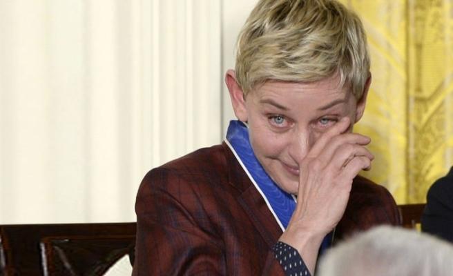 Ellen Degeneres, cinsel tacize uğradığını itiraf etti