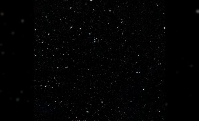 Evrenin en ayrıntılı görüntüsü yayımlandı
