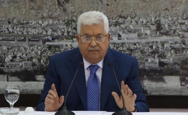 Filistin Devlet Başkanı Abbas, Bahreyn çalıştayına katılmayacağını yineledi