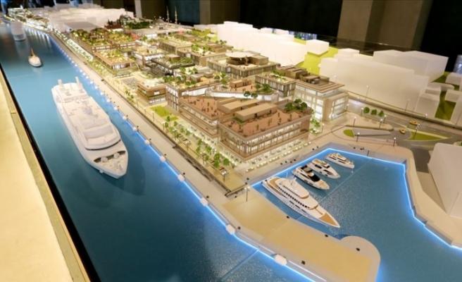 Galataport hizmete girdikten sonra 2,5 milyon turist bekleniyor