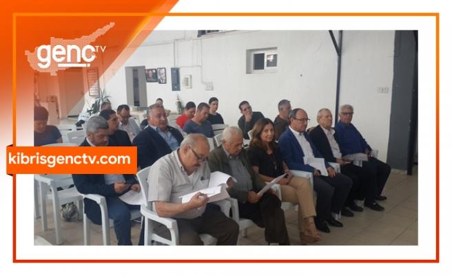Gazeteciler Cemiyeti Genel Kurulu yapıldı