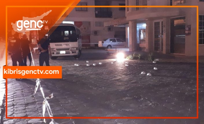 Girne'de silahlı saldırı
