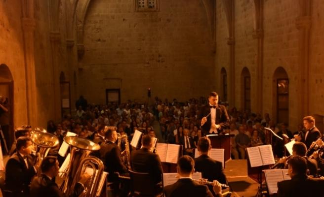 GKK Bando Komutanlığından muhteşem konser